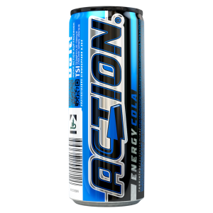 Action Energy Drink Cola Dose