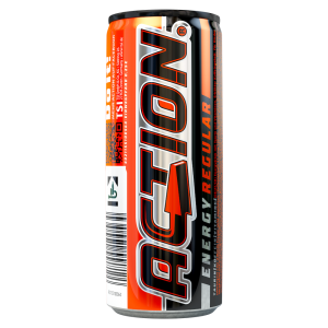 Action Energy Drink regular Dose