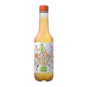 b good be bio Limo Orange Geschmack, Limonade, Getränk in Flasche