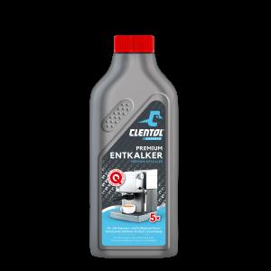 Clentol Experts Premium Entkalker für alle Espresso- und Kaffeemaschinen