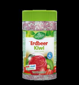 King George Instant Teegetränk Erdbeer und Kiwi