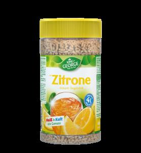 King George Instant Teegetränk Zitrone