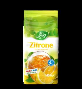 King George Instant Teegetränk Zitrone im Beutel