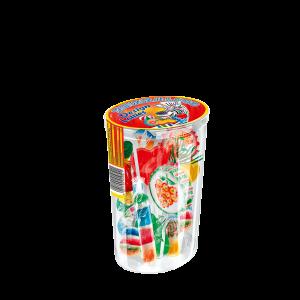 Zebralino Design Lollies, Lutscher in bunten Farben und unterschiedlichen Formen