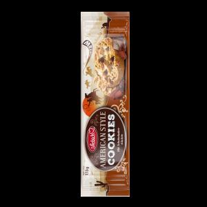 Liebich American Cookies Kekse mit Schokostücken, Chocolate Chip Cookies, Snack