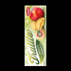 Liebich Frulito Gebäck mit Apfelfüllung, gefüllte Kekse Apfel, Snack