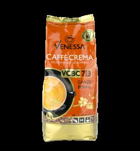 Venessa VCBC 7/3 Caffè Crema ganze Bohnen im 1 Kilo Beutel
