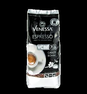 Venessa VCBE 7/3 Espresso ganze Bohnen im Beutel