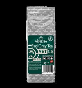 Venessa VET 1.5 Earl Grey Tea im 1 Kilo Beutel