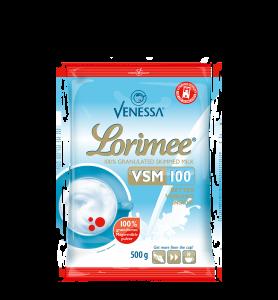 Venessa VSM 100 Magermilchpulver im 500 Gramm Beutel