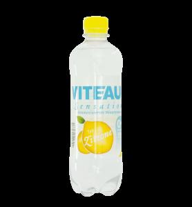 Viteau sensation, aromatisiertes Wasser, Mineralwasser mit Zitronen Geschmack