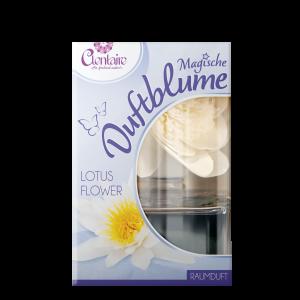 Clentaire Raumduft Magische Duftblume Lotus Flower