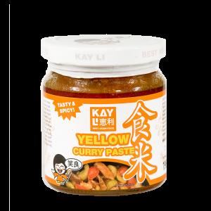 Kay Li gelbe Currypaste