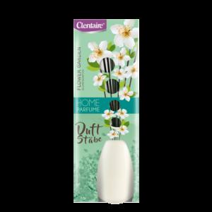 Clentaire Home Parfume Duftstäbe Blumengarten