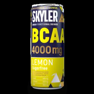 Skyler Energy Drink zuckerfrei mit BCAA, Zitrone Geschmack